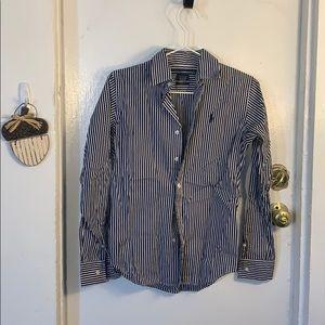 Ralph Lauren Sport | button down blouse